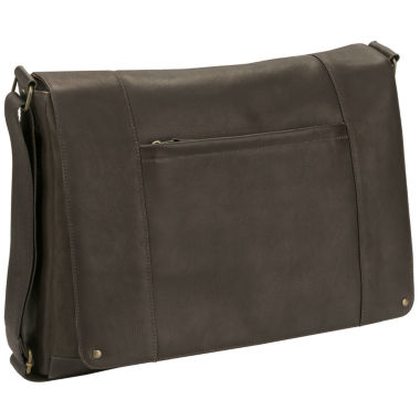 jcpenney.com | SOLO Leather Messenger Bag