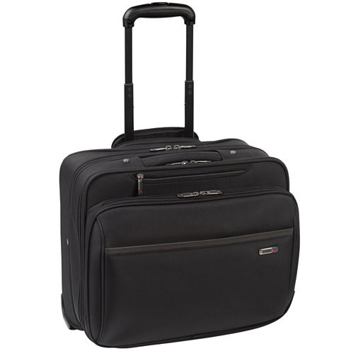 SOLO CheckFast Rolling Laptop Case