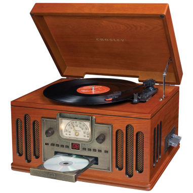 jcpenney.com | Record Player, Crosley 5-in-1 Entertainment Center