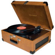 Record Player, Crosley 3-speed w/ Speakers