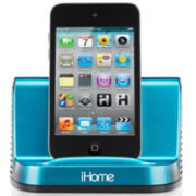 iHome® Portable Stereo Speakers Dock
