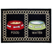 Meal Time Pet Rug