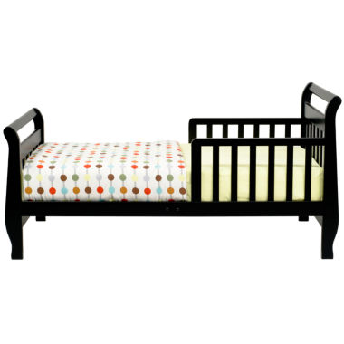 jcpenney.com | DaVinci Sleigh Toddler Bed - Ebony