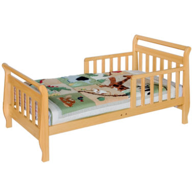 jcpenney.com | DaVinci Sleigh Toddler Bed - Natural
