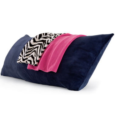 jcpenney.com | JCPenney Home™ Plush Fleece Body Pillow Cover