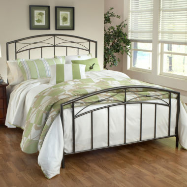 jcpenney.com | Sunset Metal Bed or Headboard