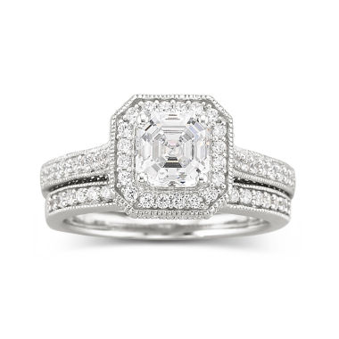 jcpenney.com | DiamonArt® Cubic Zirconia Engagement Ring