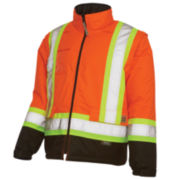 Work King 5-in-1 Jacket – Big & Tall
