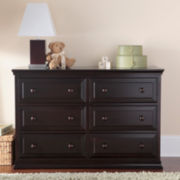 Rockland Austin Dresser/Changing Table - Espresso
