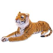 Melissa & Doug® Plush Tiger Stuffed Animal