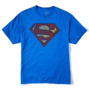 Superman Logo Graphic T-Shirt