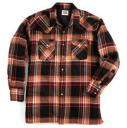 Ely Cattleman® Quilted Flannel Shirt Jacket–Big & Tall