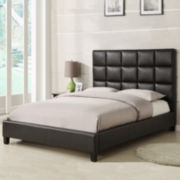 Ricci Upholstered Headboard Bed