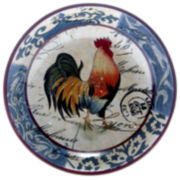 Lille Rooster Serving Bowl