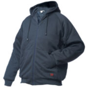 Tough Duck Hooded Bomber Jacket-Big & Tall