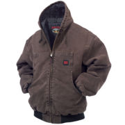 Tough Duck Canvas Bomber Jacket-Big & Tall