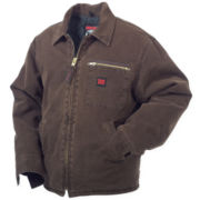 Tough Duck Washed Canvas Work Canvas Jacket – Big & Tall