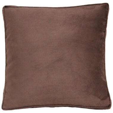 jcpenney.com | Brentwood Originals Nouveau Suede Decorative Pillow