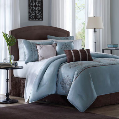jcpenney.com | Madison Park Brussell 7-pc. Comforter Set