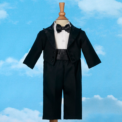 Keepsake® Christening Tuxedo Set - Boys newborn-24m