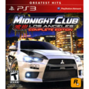 PS3™ Midnight Club