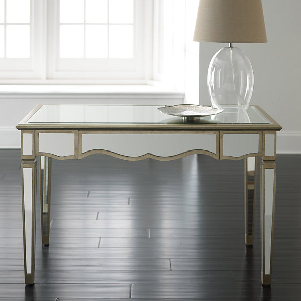 Jcpenney Foyer Furniture : Mirrored console table jcpenney