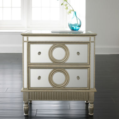 jcpenney.com | Cayleigh Mirrored Storage Chest