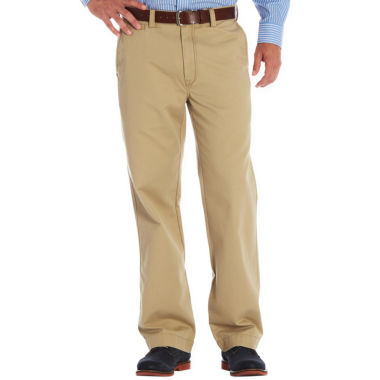jcpenney.com | Haggar® Life Khaki™ Relaxed–Fit Chinos–Big & Tall