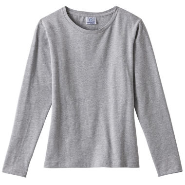 jcpenney.com | Fundamentals Women's Long-Sleeve T-Shirt