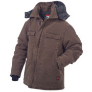 Tough Duck Canvas Parka–Big & Tall