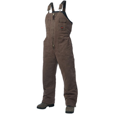 jcpenney.com | Tough Duck™ Lined Washed-Canvas Bib Overalls–Big & Tall