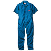 Dickies® Poplin Workwear Coveralls–Big & Tall