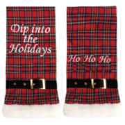 Kitchen Towels, Dip Into Holidays Textiles