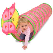 Melissa & Doug® Bella Butterfly Kids Play Tunnel