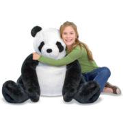 Melissa & Doug® Plush Panda Stuffed Animal