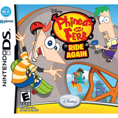 jcpenney.com | Nintendo® DS™ Phineas and Ferb Ride Again