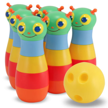 jcpenney.com | Melissa & Doug® Happy Giddy Bowling Set