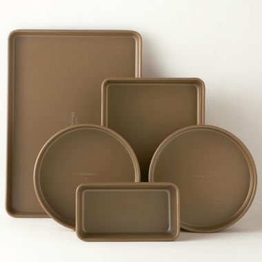 jcpenney.com | Simply Calphalon® 5-pc. Bakeware Set