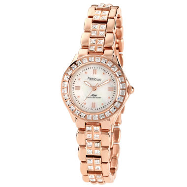 jcpenney.com | Armitron® Now® Womens Rose-Tone Dress Watch