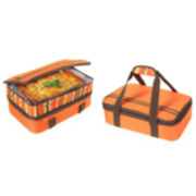 Rachael Ray® Expandable Food Container Carrier