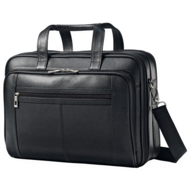 jcpenney.com | Samsonite® Leather Business Case