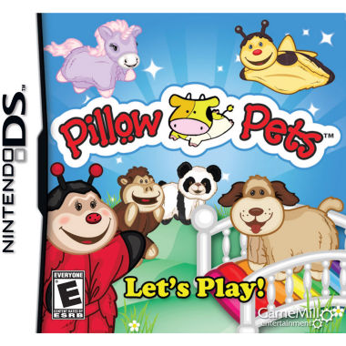 jcpenney.com | Nintendo® DS™ Pillow Pets Game
