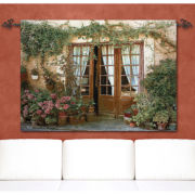Twenty Four Pots hanging Wall Tapestry