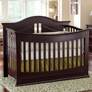 jcpenney.com | Rockland Austin Baby Furniture Collection - Merlot