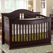 Rockland Austin Baby Furniture Collection - Merlot