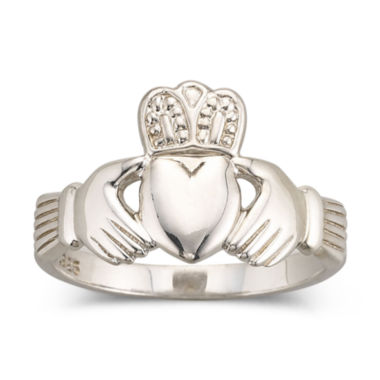 jcpenney.com | Sterling Silver Claddagh Ring