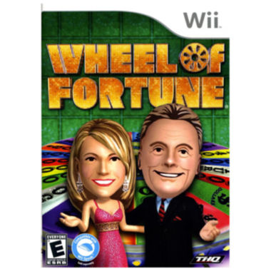 jcpenney.com | Nintendo® Wii™ Wheel of Fortune