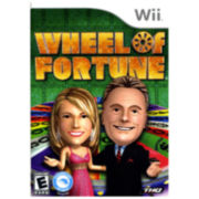 Nintendo® Wii™ Wheel of Fortune