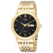 Mens Citizen® Gold-Tone Watch BK4052-59E