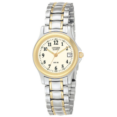 jcpenney.com | Citizen® Womens Two-Tone Watch EU1974-57A